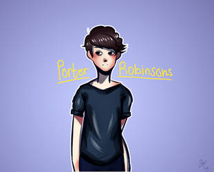 Porter Robinson | FAN ART by ZukiCee