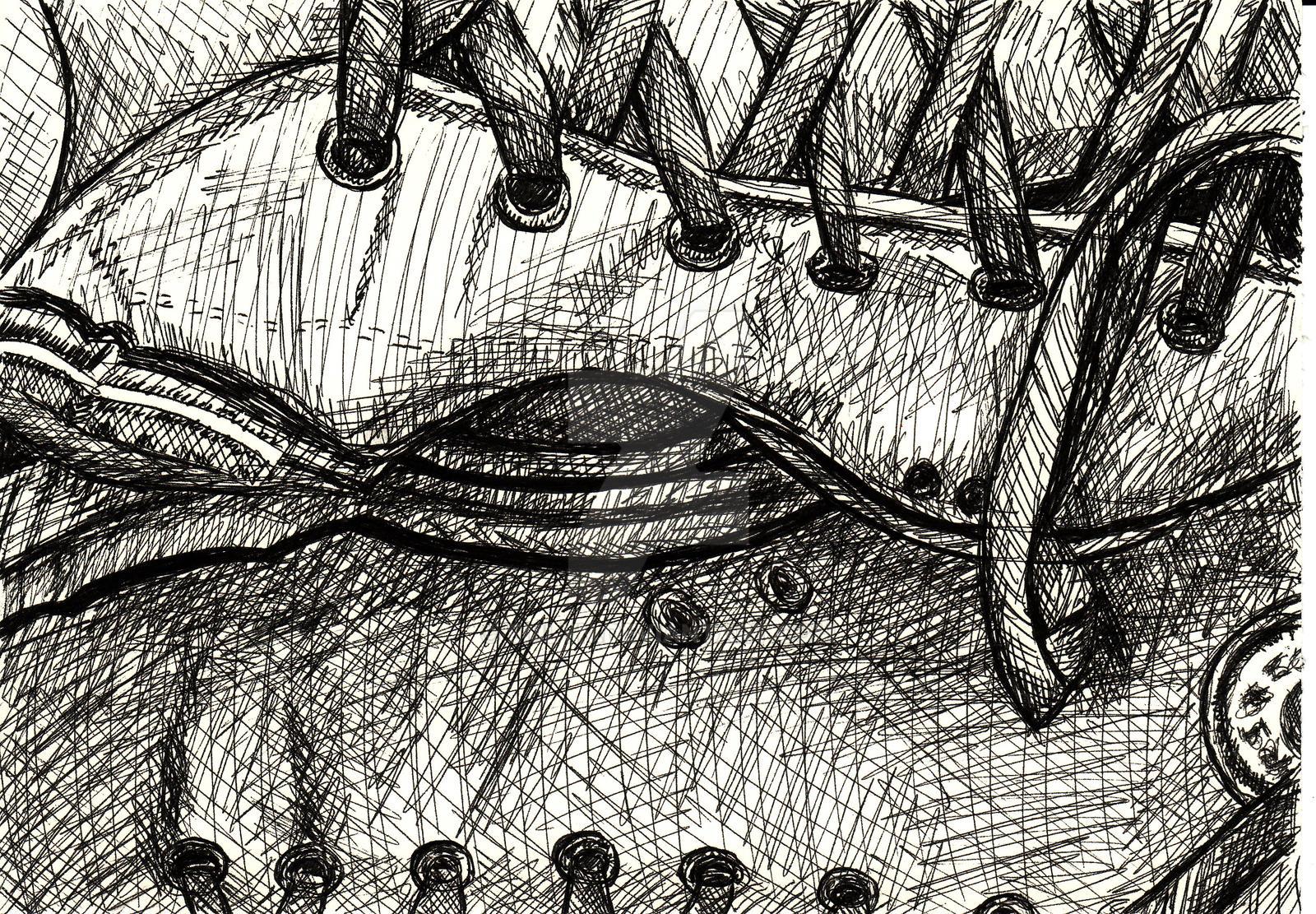 A Good Pair :drawn: by Emlyn
