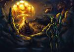 Starcraft - Reap the ruin