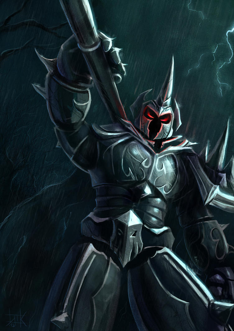 LoL - Mordekaiser by cubehero