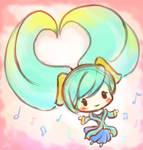 LoL - Sona Chibi
