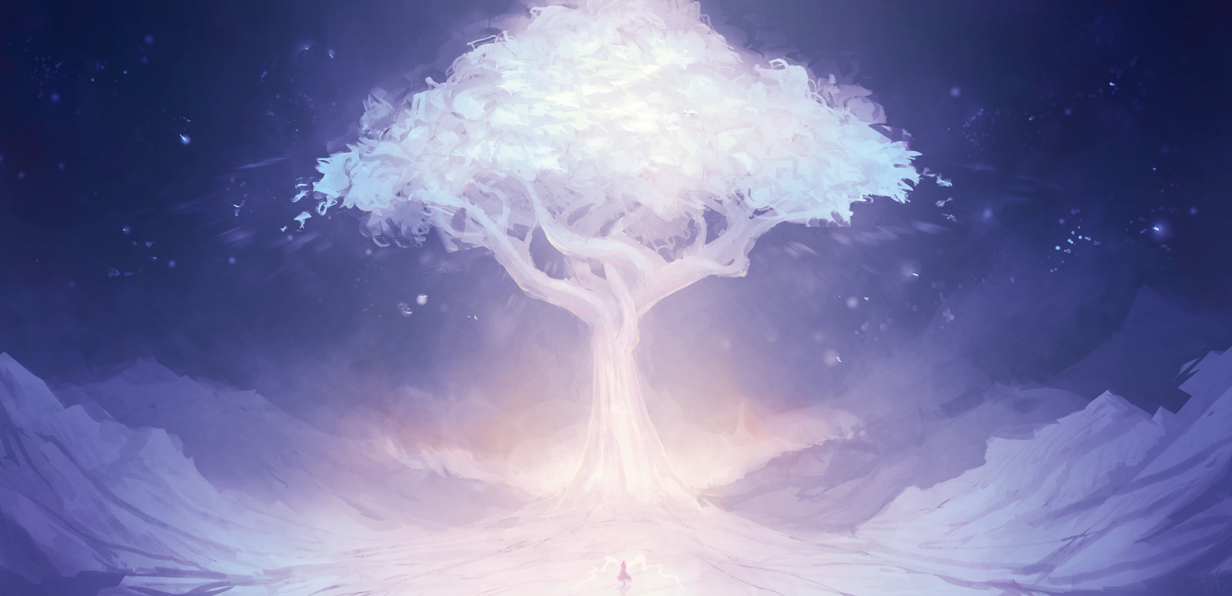 celestial tree by cubehero on deviantart