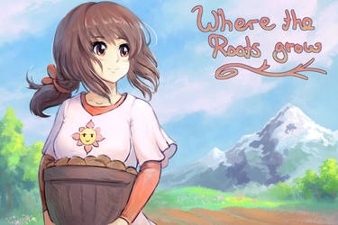 GAME: Where the Roots grow by cubehero