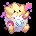 Pokemon - Togepi used Charm!