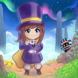 A Hat in Time - Teatime in the Sky