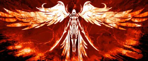 Hellwalker Angel by cubehero