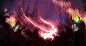 Angelfire Bladedance by cubehero