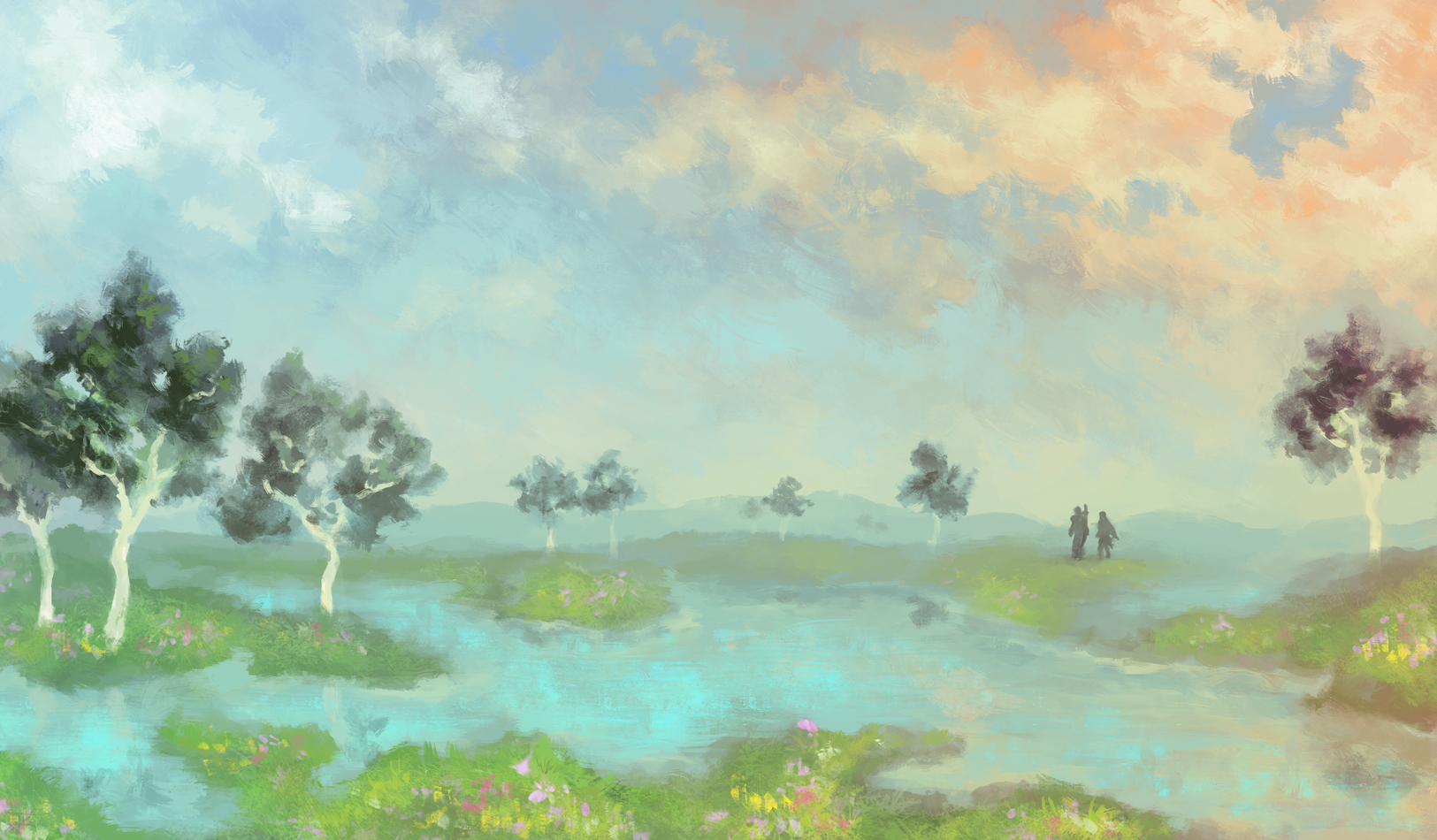 Wetlands by cubehero