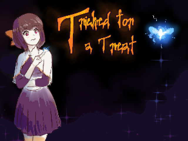 GAME: Tricked for a Treat