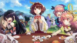 Atelier - Playing Cards