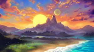 Sunlit Dream