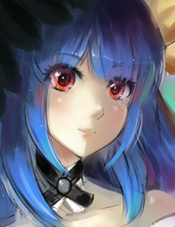 Guilty Gear - Dizzy Portrait 5 by cubehero