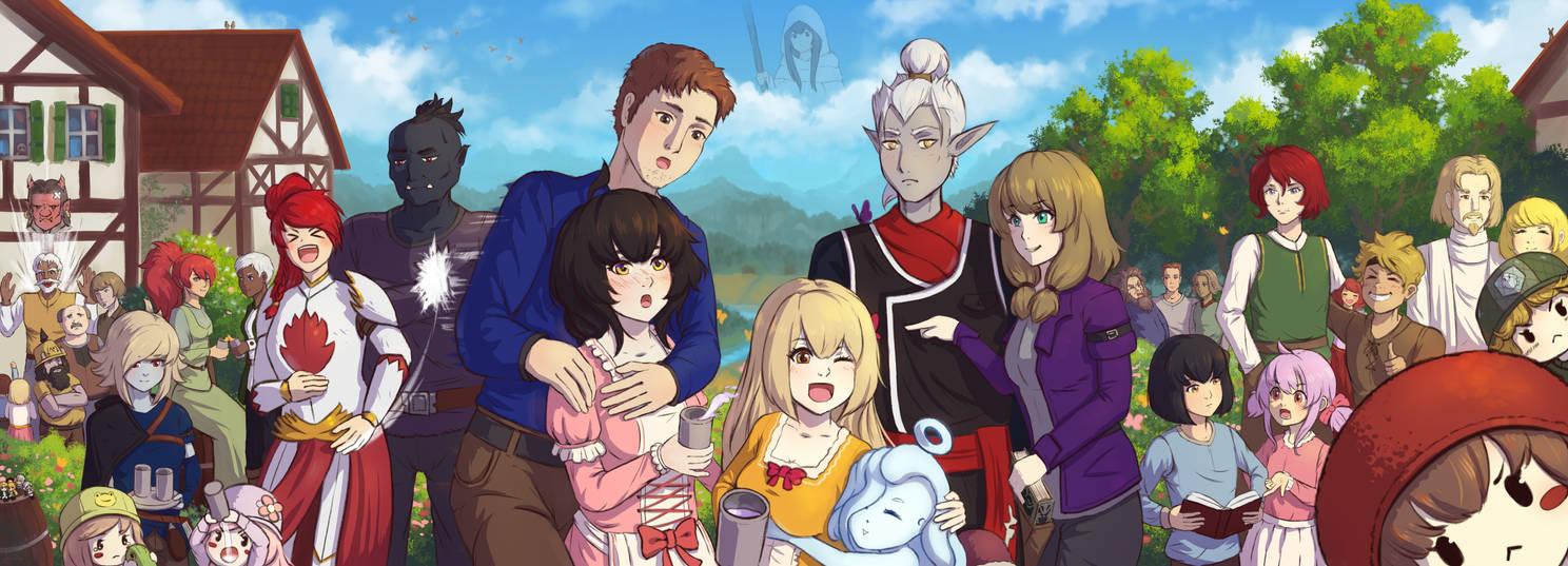 Rabbit Moon - First Journey