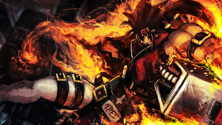 Guilty Gear - Volcanic Viper!