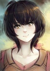 Airi Portrait
