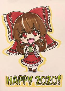 Touhou - Happy 2020