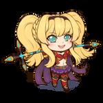 Granblue - Zeta Chibi