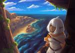 Mina's Desert Adventure
