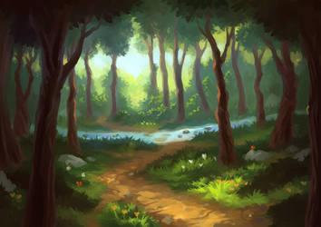 Homely Forest