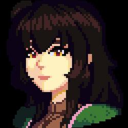 Airi Portrait 2 Pixel