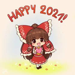 Touhou - Happy 2021