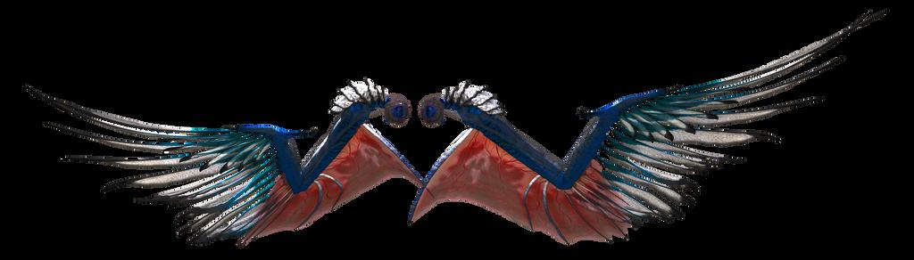 Dark Wings by gatterwe