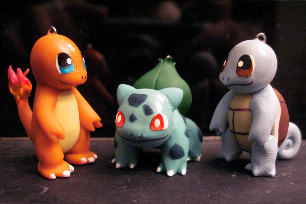 Choose Your Starter! by Blazesnbreezes