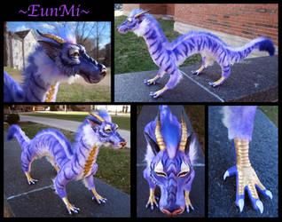 Eunmi Posable Doll by Blazesnbreezes