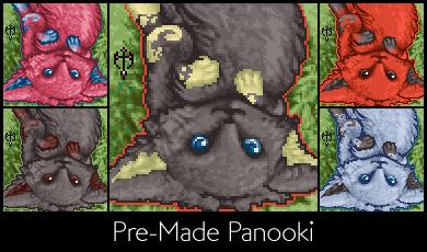Bak-lava - Panooki Portrait by AzKai