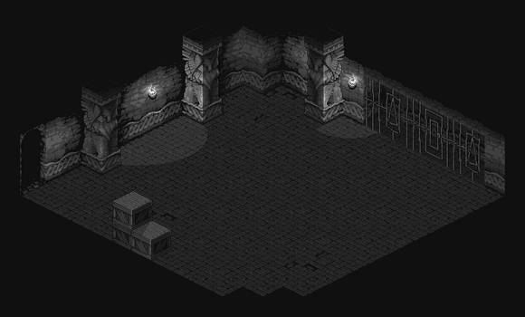 EcoVerse: BlackMarket Greyscale WIP Preview