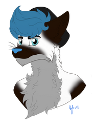 [GIFT] Skylar The Wolf Thing