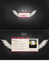 Wings Portfolio by balentheen