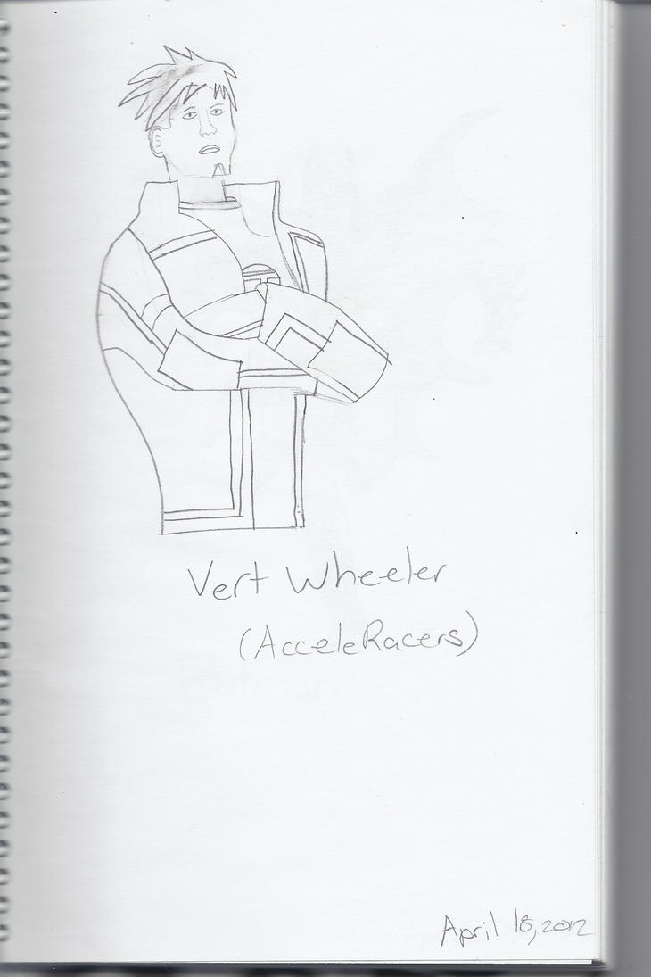 Vert Wheeler 1 by WikiTiki7
