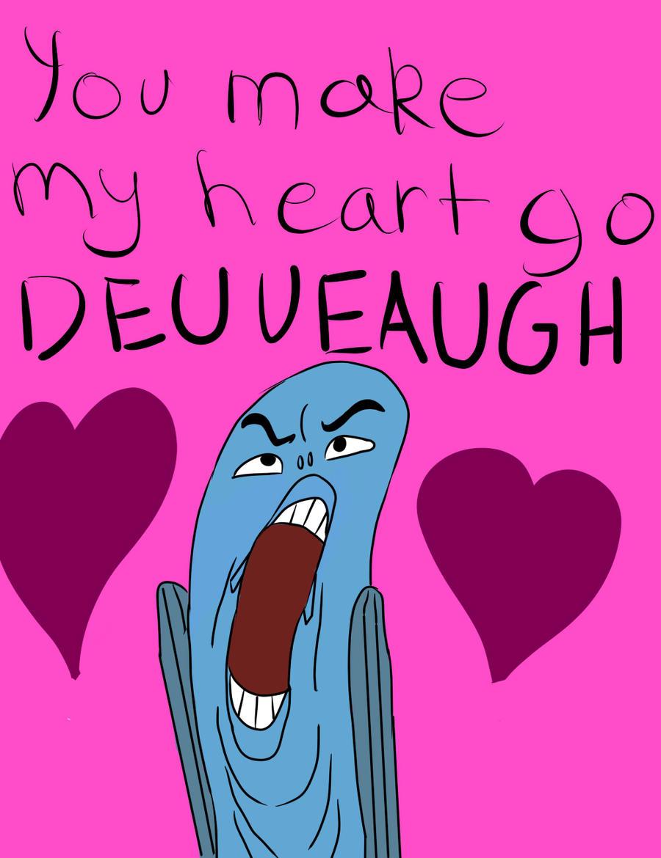 Will you be mine, DEUUEAGH? by legoman1203