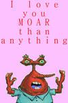 Mr. Krabs Valentines