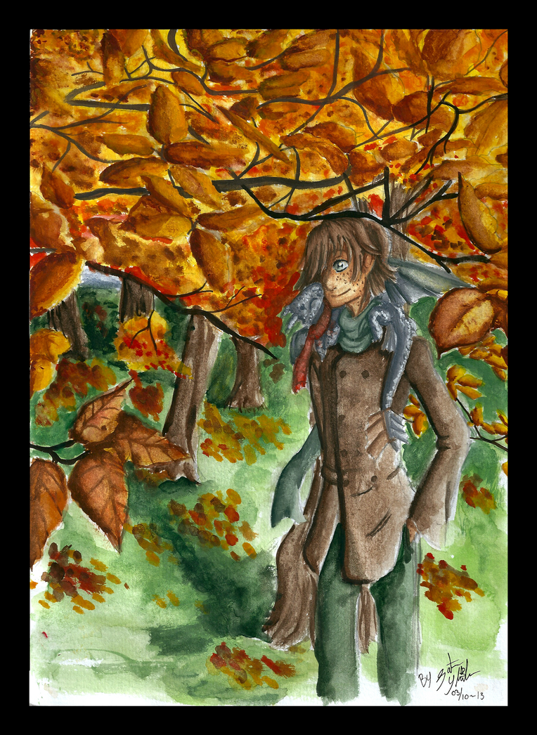 October walk by Sofua