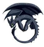 :chibi: Nightfury