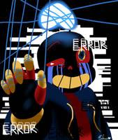 :Fanart: Errortale by Sofua