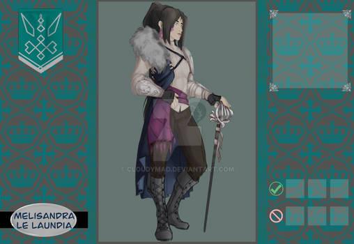 Poke Ren: Melisandra