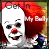 IT Robert Grey-Pennywise Icon by immortalbeloved0
