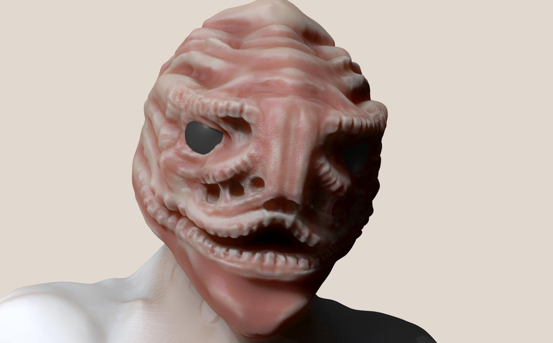 Zbfast - fishy alien by Zoyer2