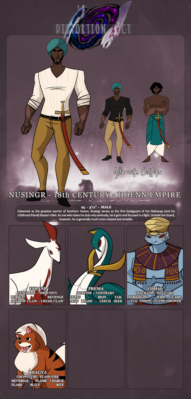 The Kingsguard by bruceliane