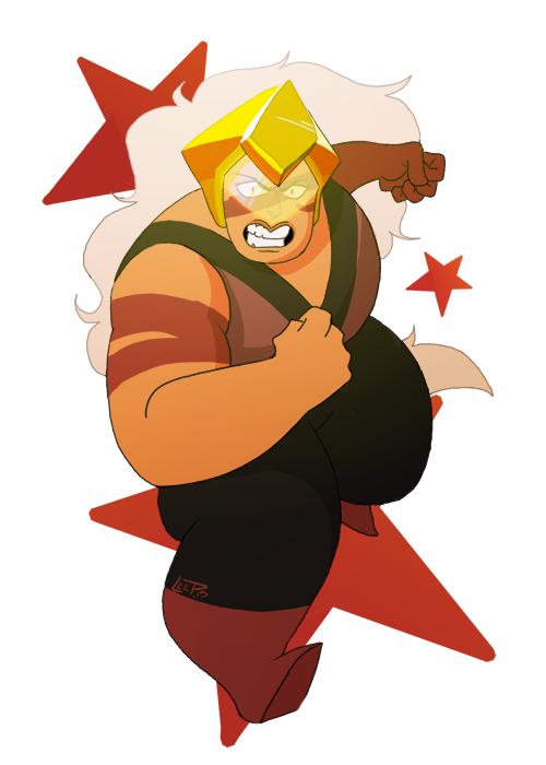 Jasper by bruceliane