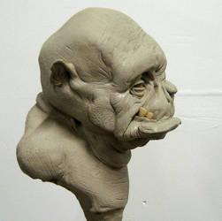 The Reuso Rossetti by SculptorSteve