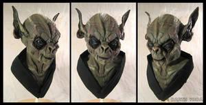 Darth Yoda Tri by SculptorSteve