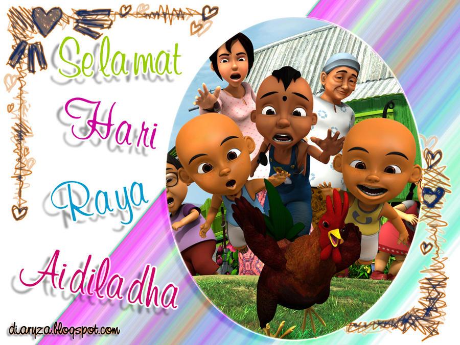 Selamat Hari Raya Aidiladha by IlyHeiZayRa94