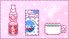 Japanese Goodies Stamp by Killer-Zuzek
