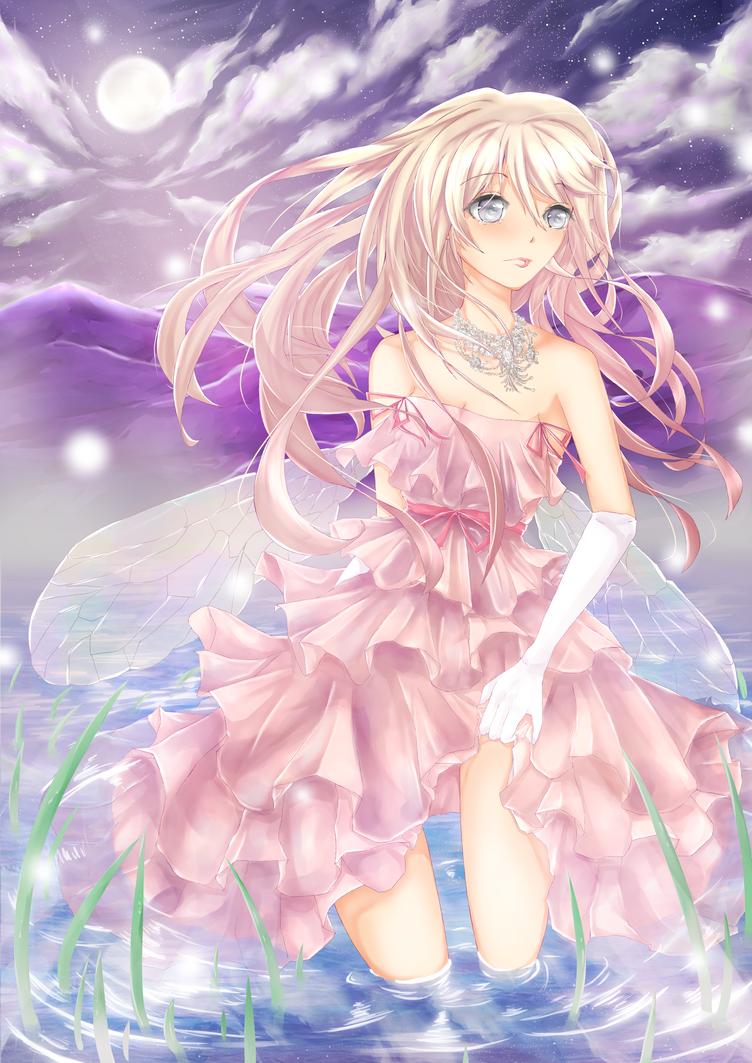 Fairy princess by lulu vrn123 on deviantart - Manga princesse ...