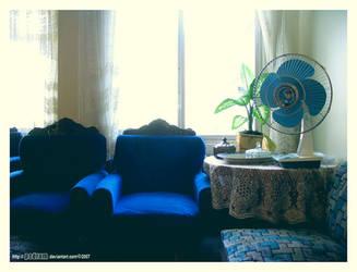 Attractive Corner by Pedram