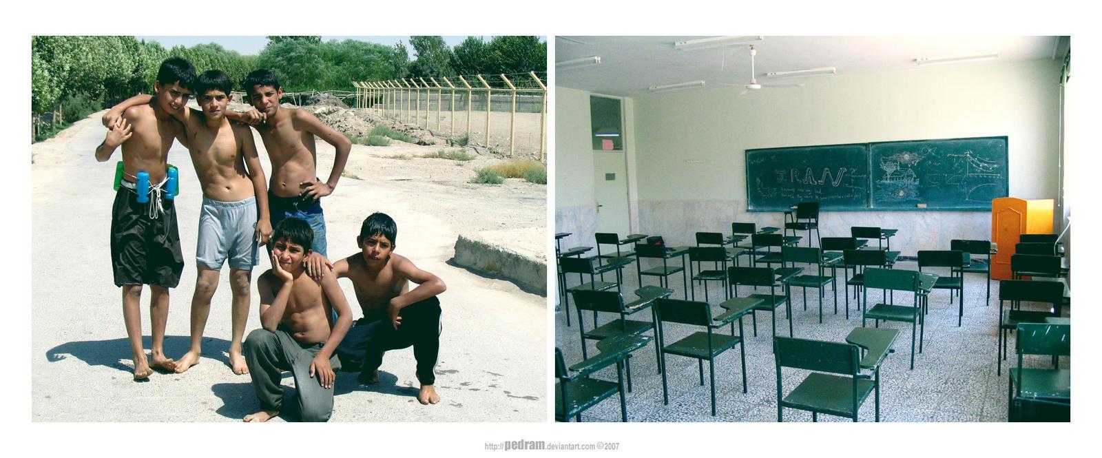 summer's kids by Pedram